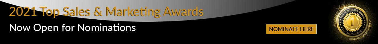 Top Sales Awards 2021 - Nominate
